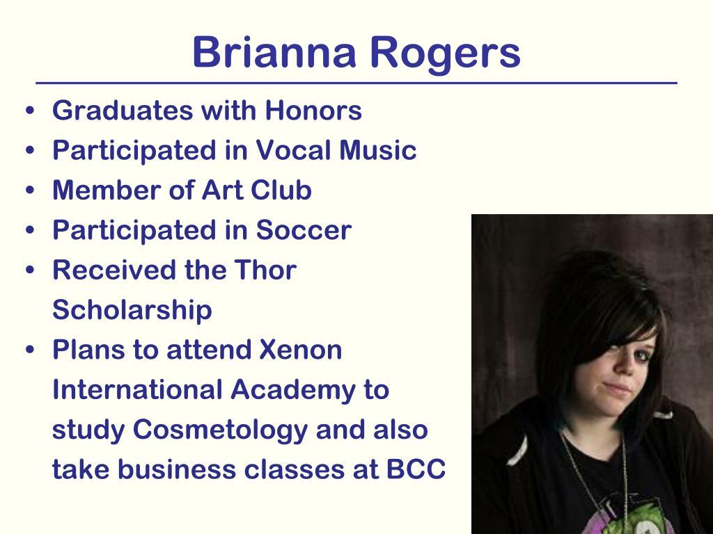 Brianna Rogers