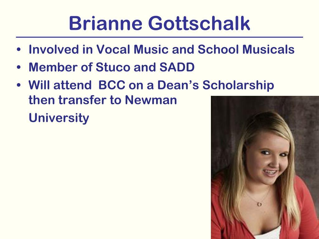 Brianne Gottschalk