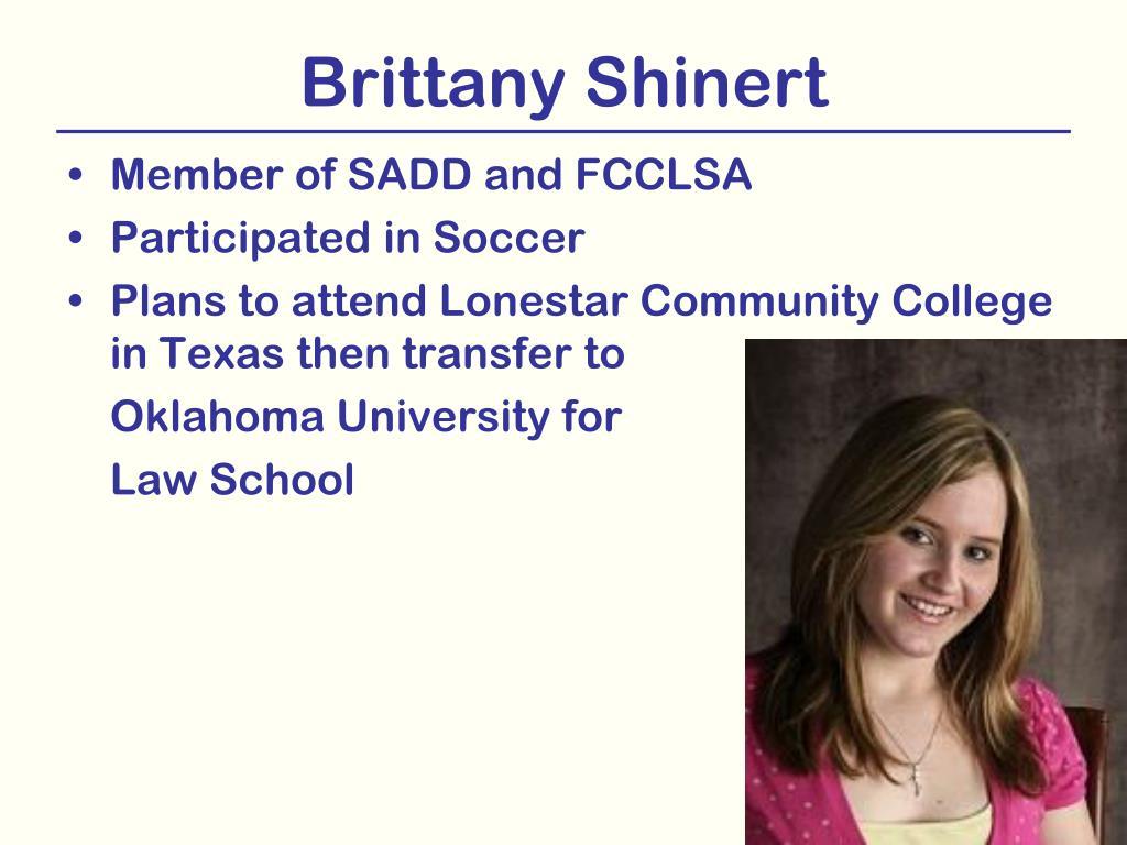 Brittany Shinert
