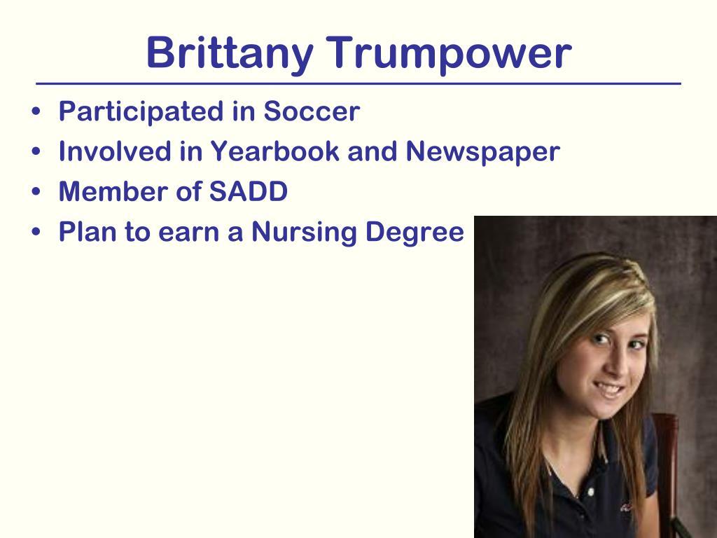Brittany Trumpower