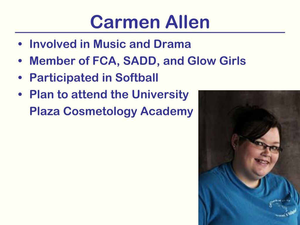 Carmen Allen