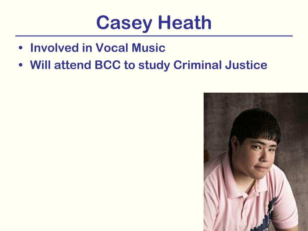 Casey Heath
