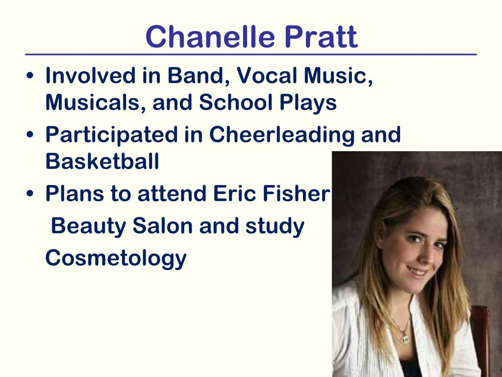 Chanelle Pratt