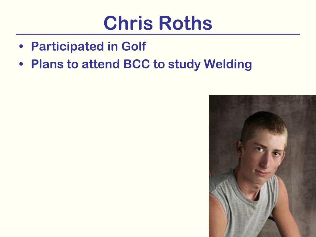 Chris Roths