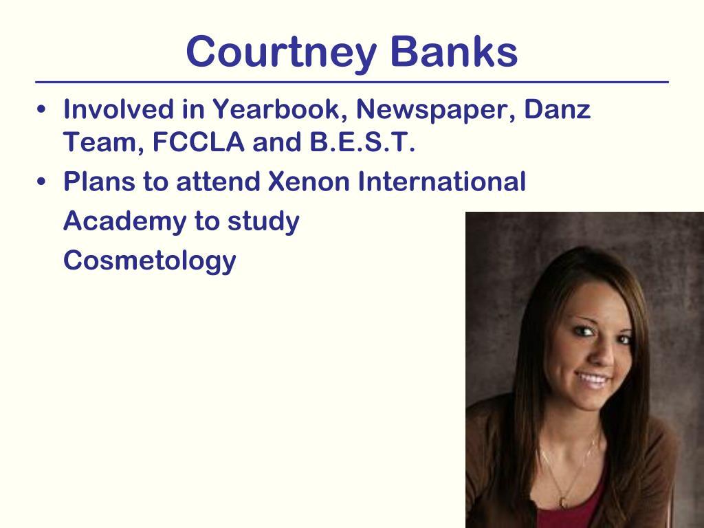 Courtney Banks