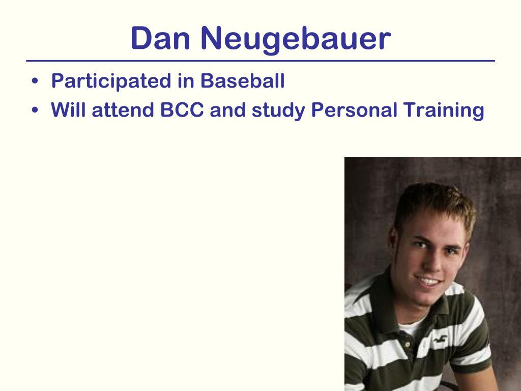 Dan Neugebauer