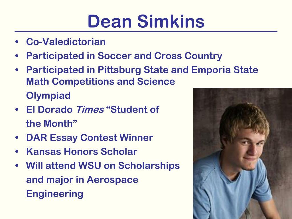 Dean Simkins