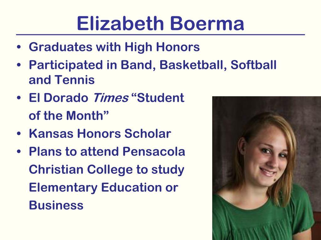 Elizabeth Boerma