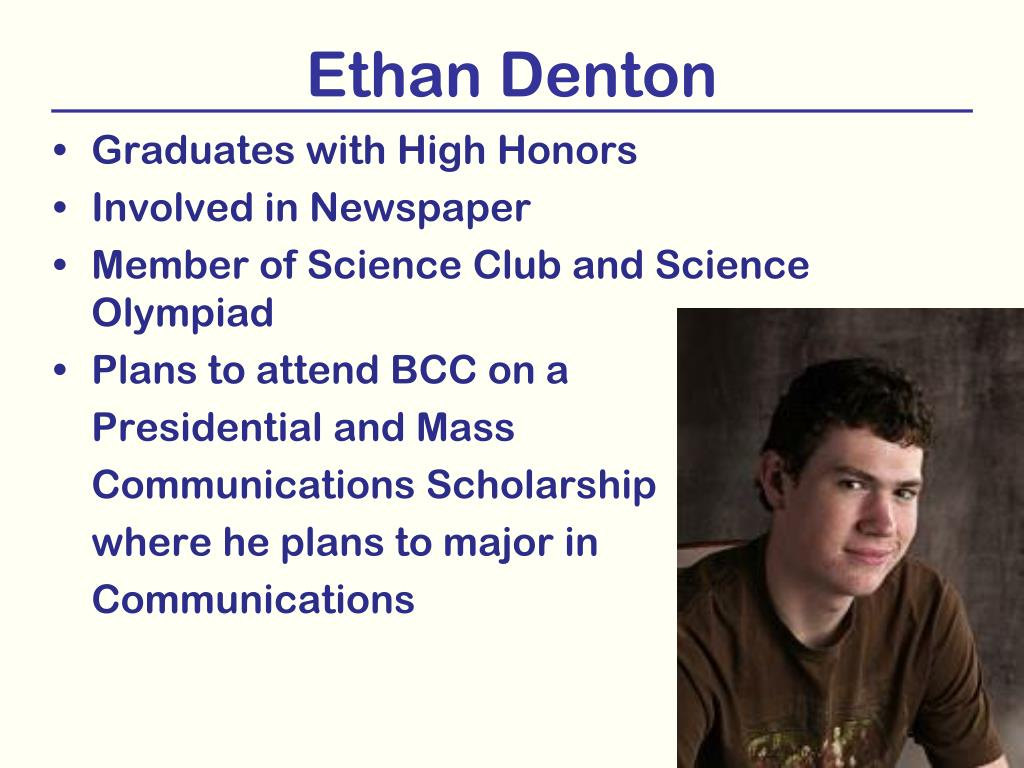 Ethan Denton