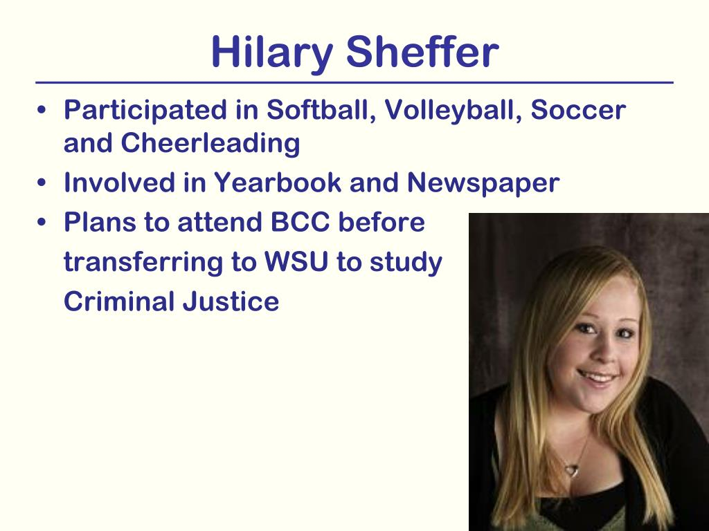 Hilary Sheffer