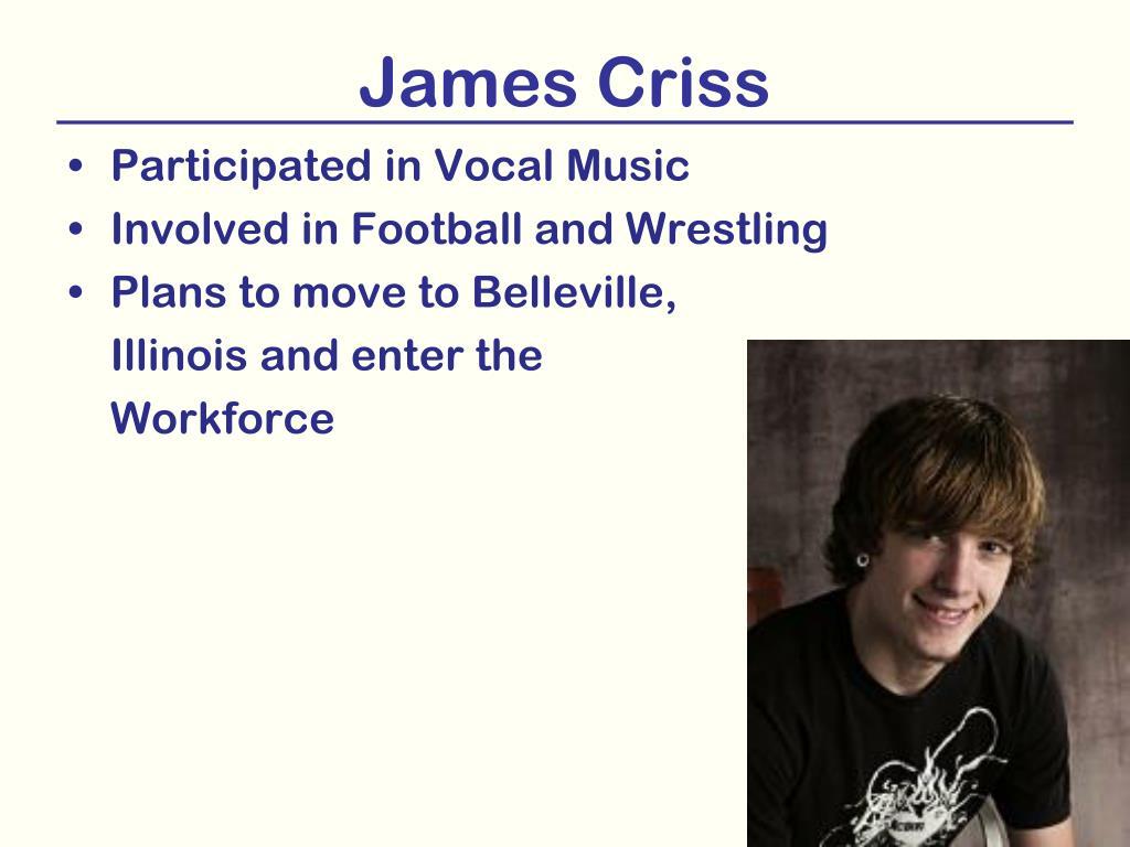 James Criss
