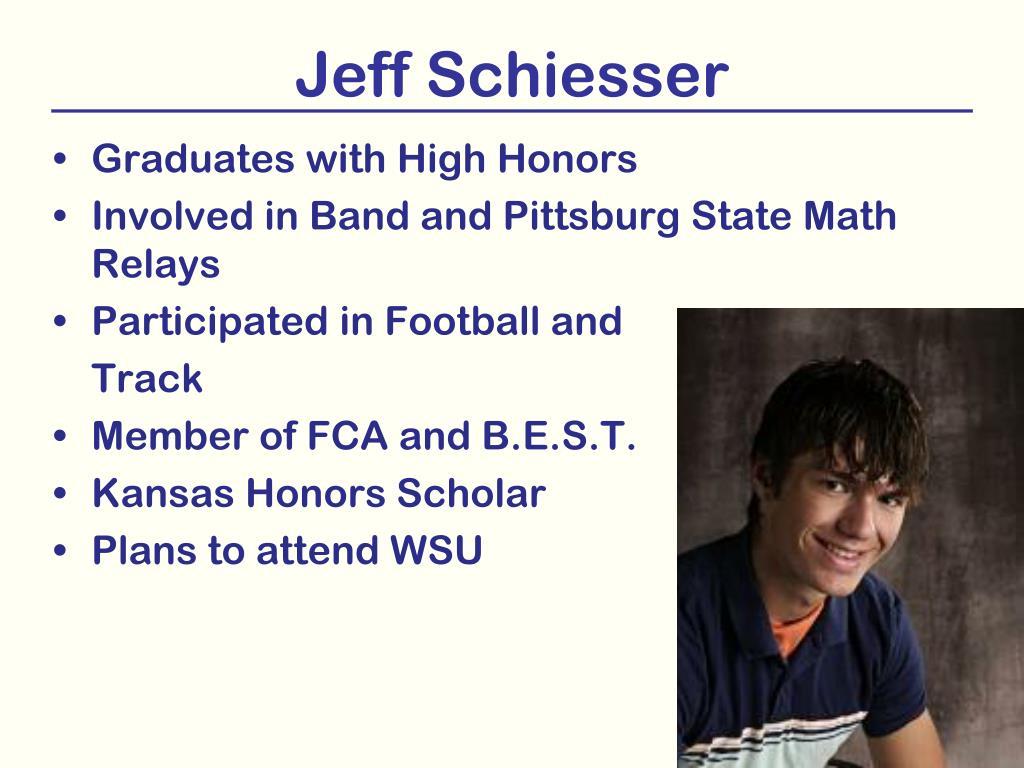Jeff Schiesser