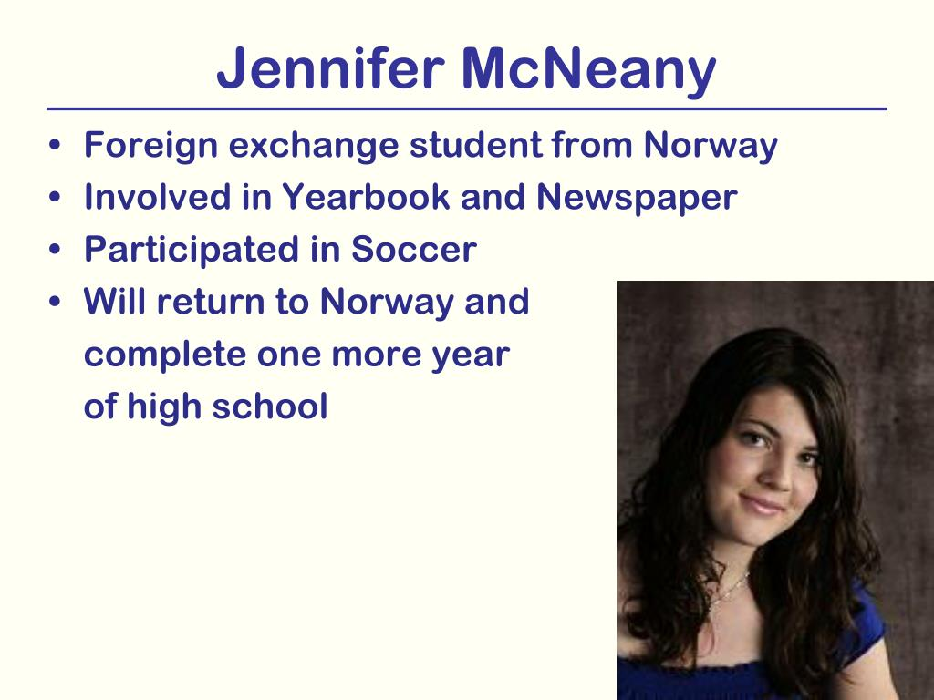 Jennifer McNeany