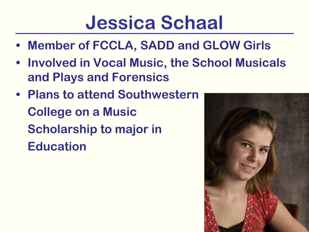 Jessica Schaal