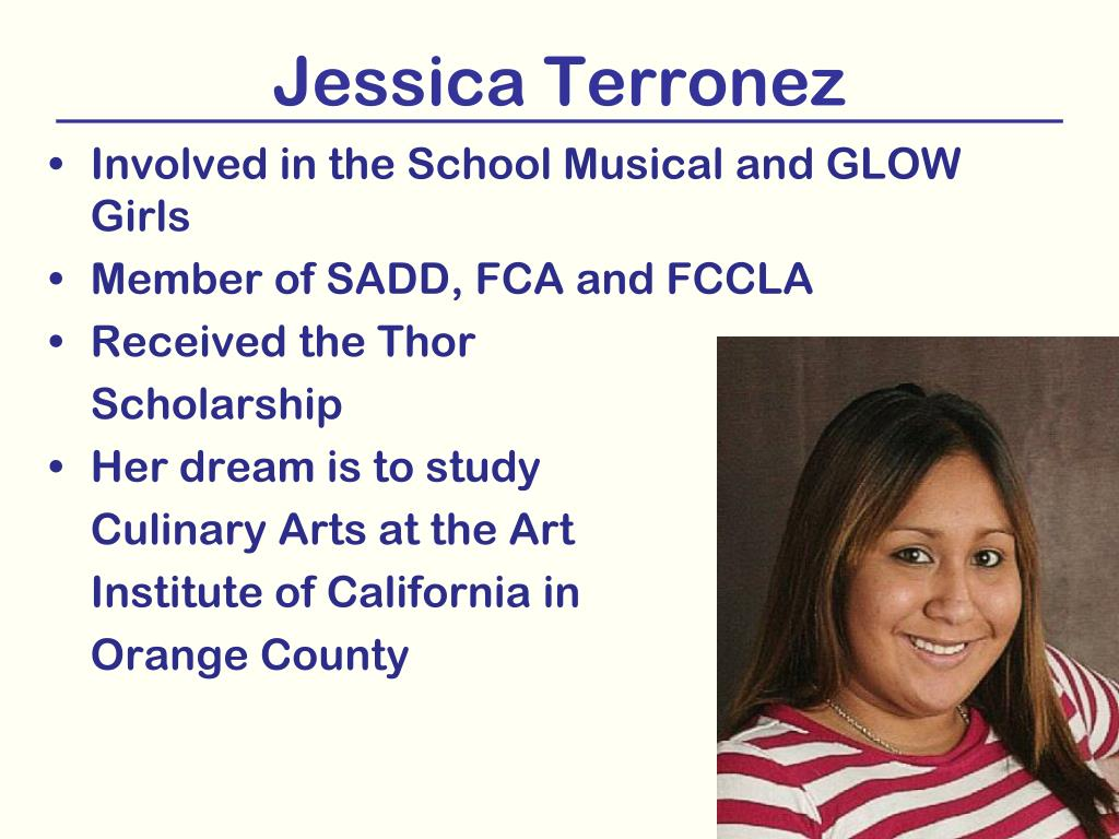 Jessica Terronez