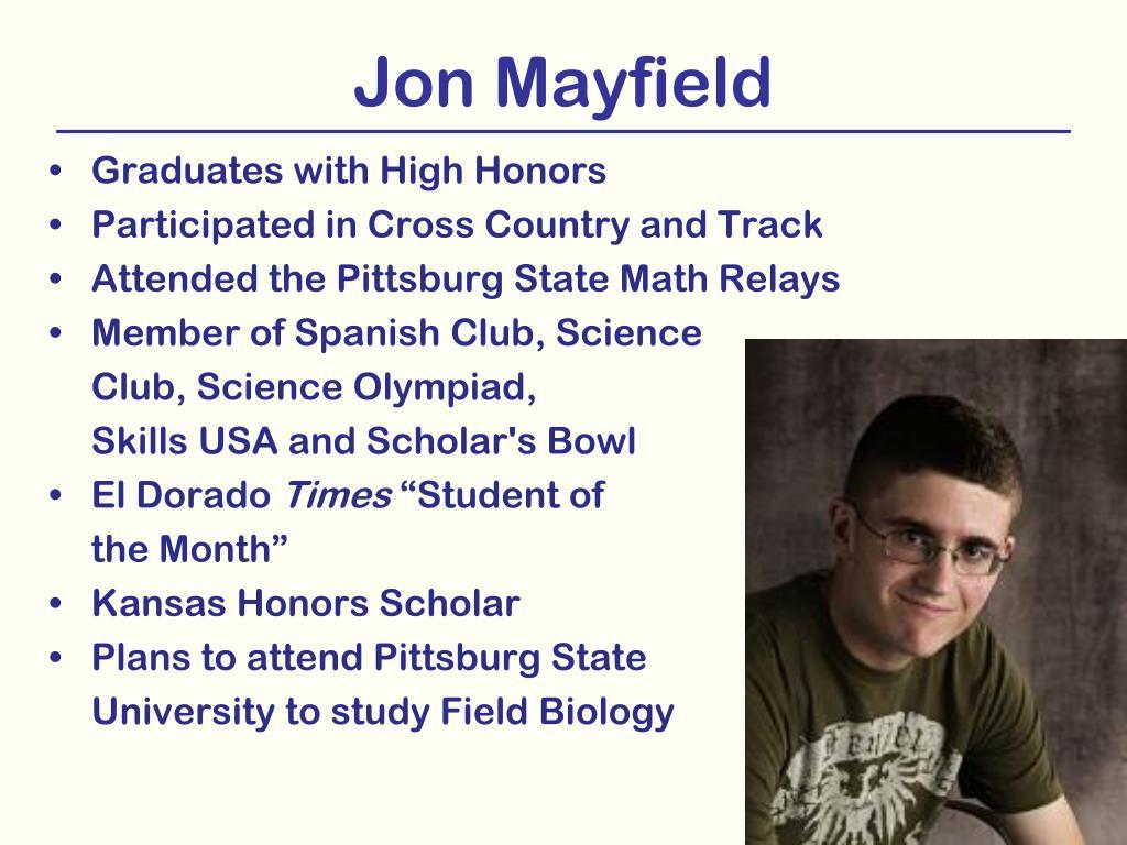 Jon Mayfield