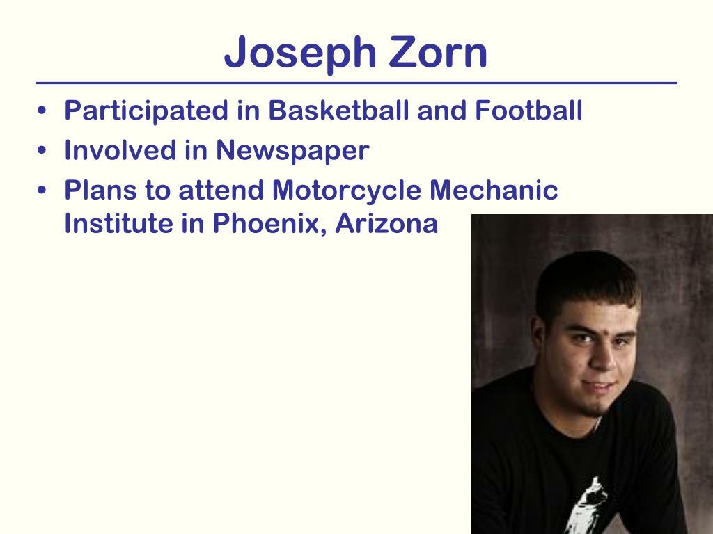 Joseph Zorn