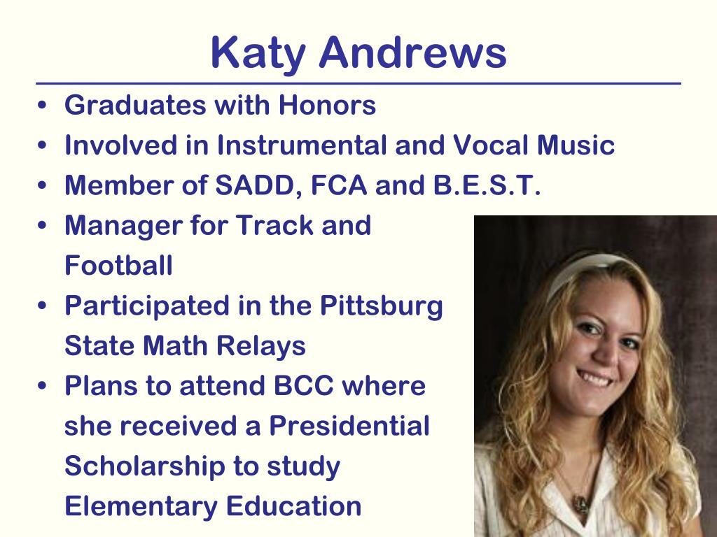 Katy Andrews