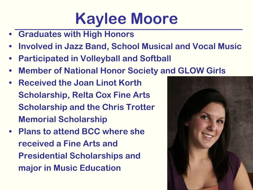 Kaylee Moore