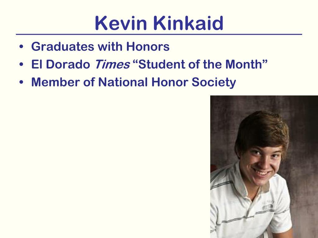 Kevin Kinkaid