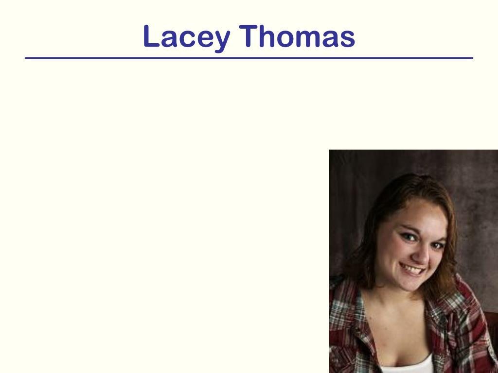 Lacey Thomas