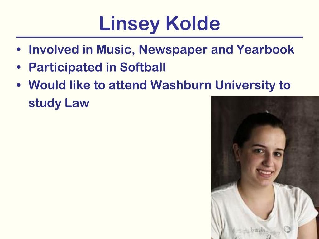 Linsey Kolde