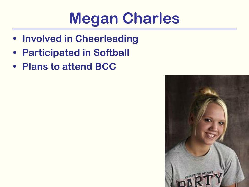 Megan Charles