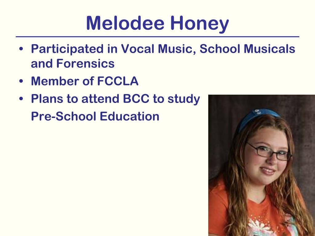 Melodee Honey