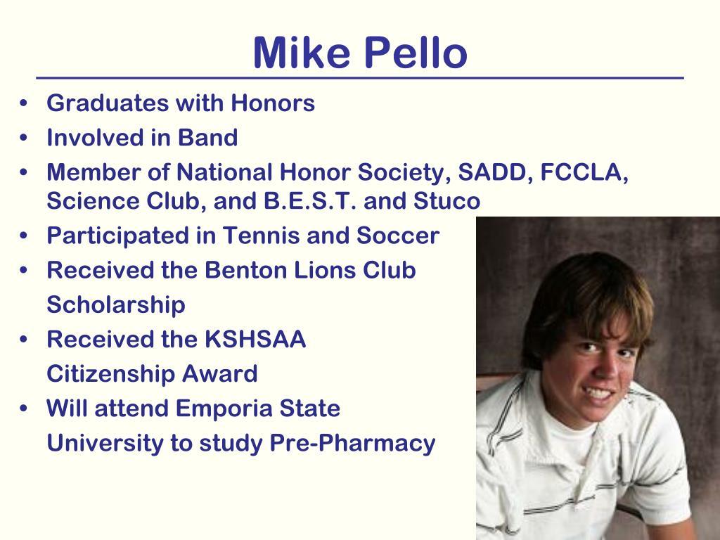 Mike Pello