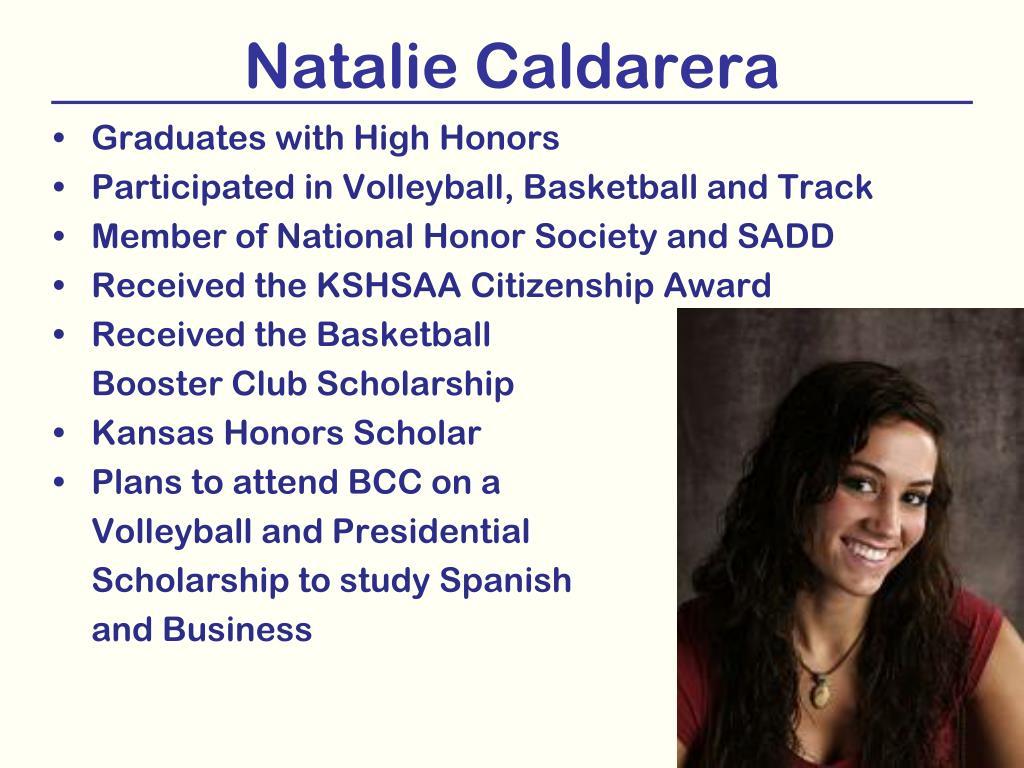 Natalie Caldarera
