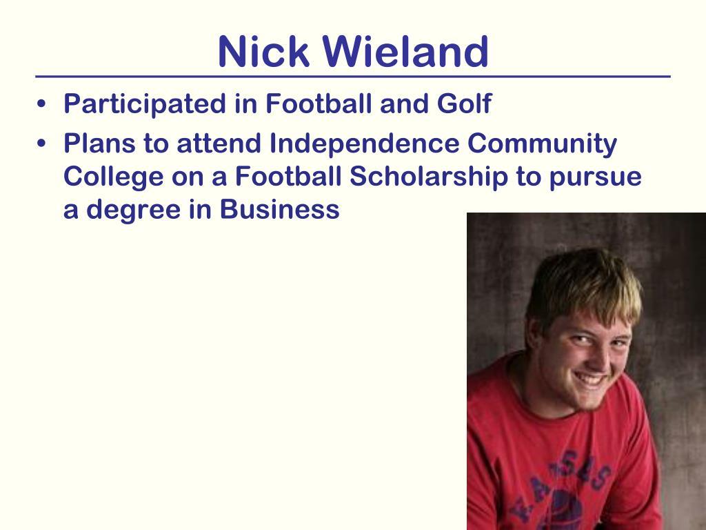 Nick Wieland
