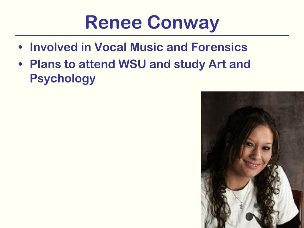 Renee Conway