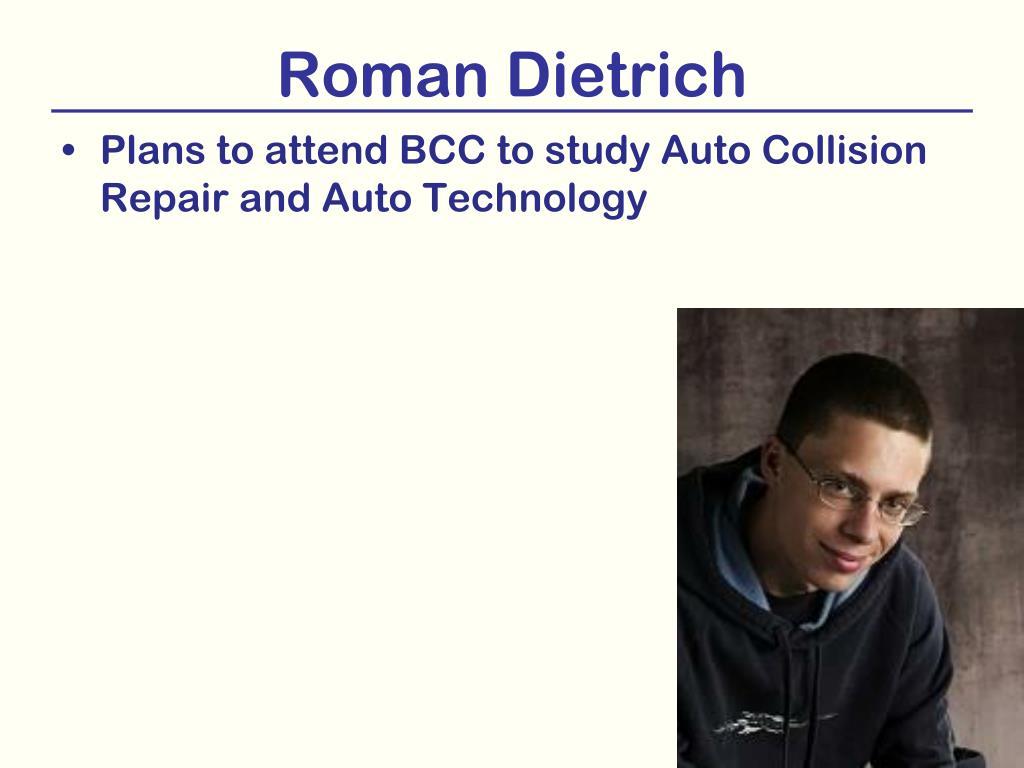Roman Dietrich