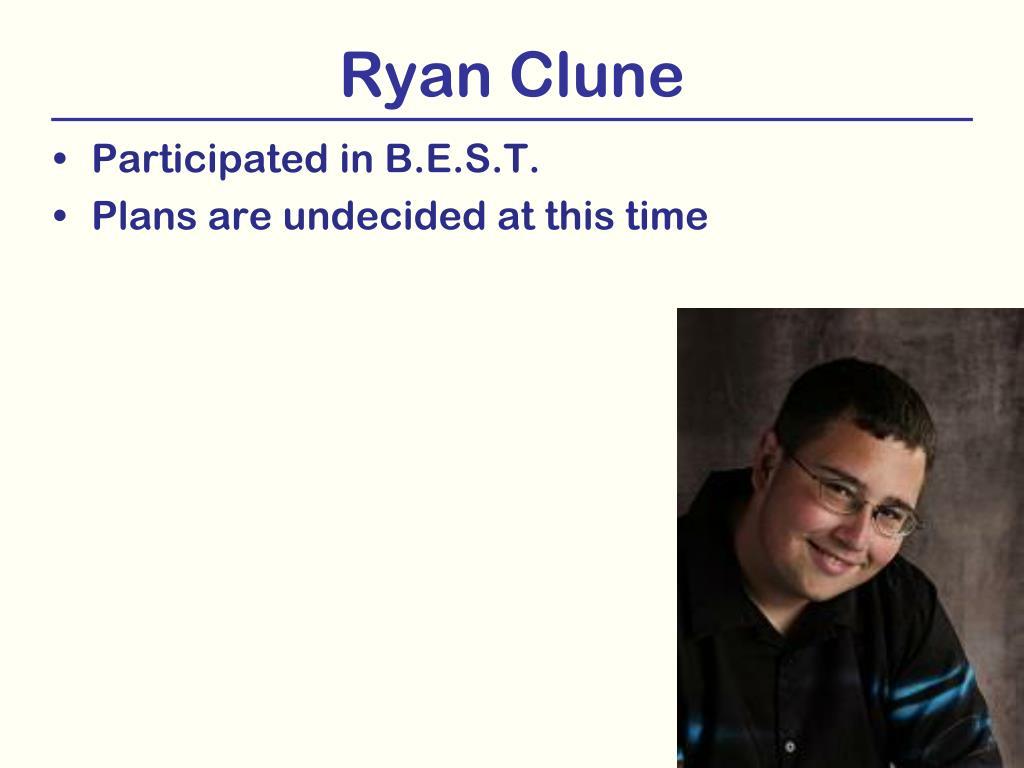 Ryan Clune