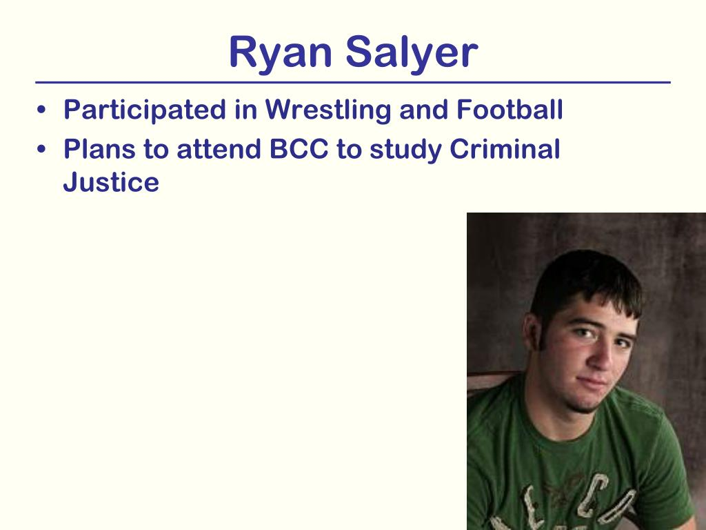Ryan Salyer