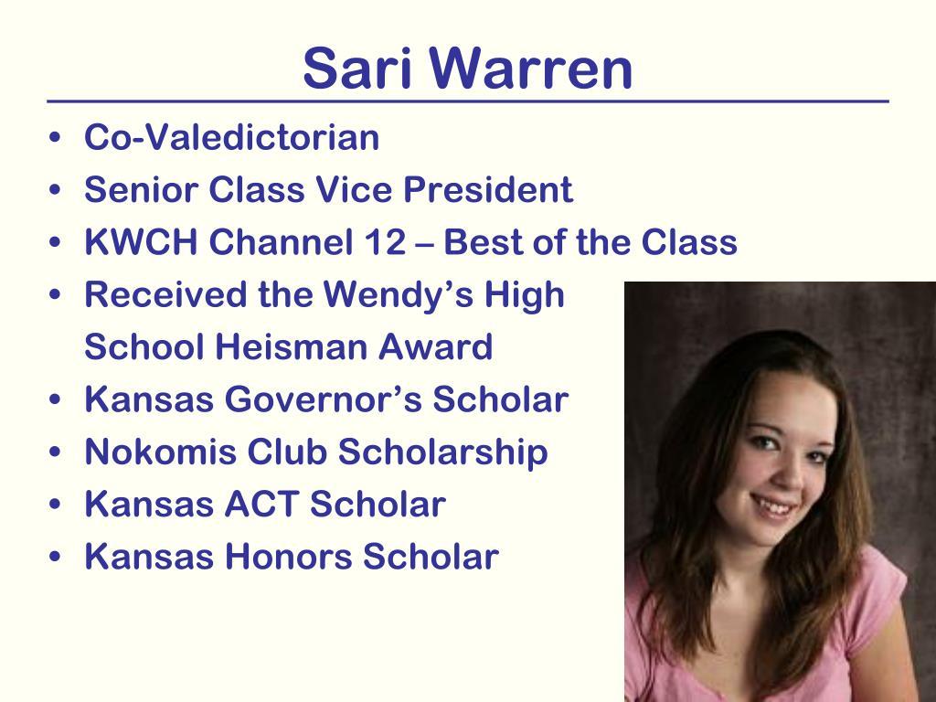 Sari Warren