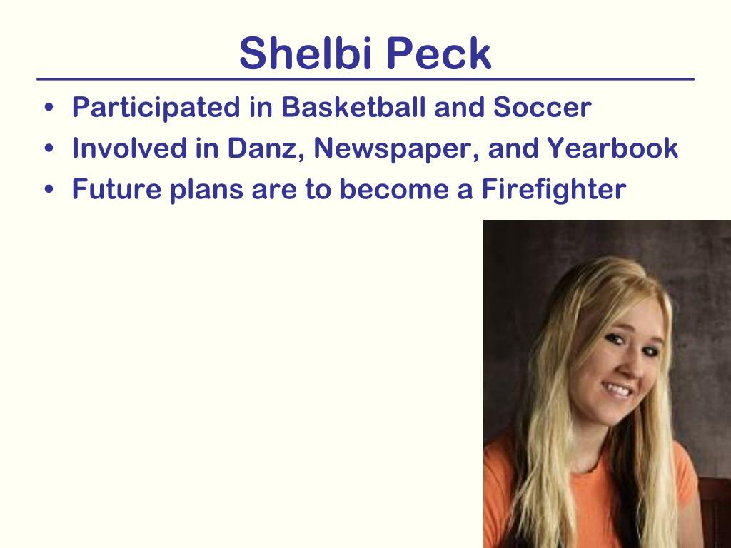 Shelbi Peck