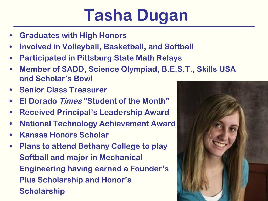Tasha Dugan
