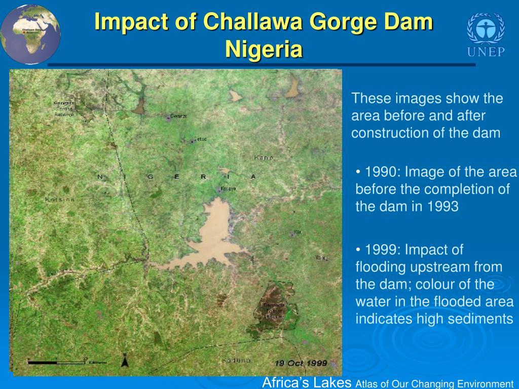 Impact of Challawa Gorge Dam