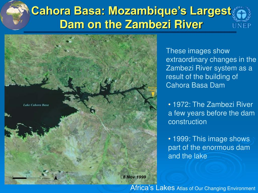 Cahora Basa: Mozambique's Largest Dam on the Zambezi River