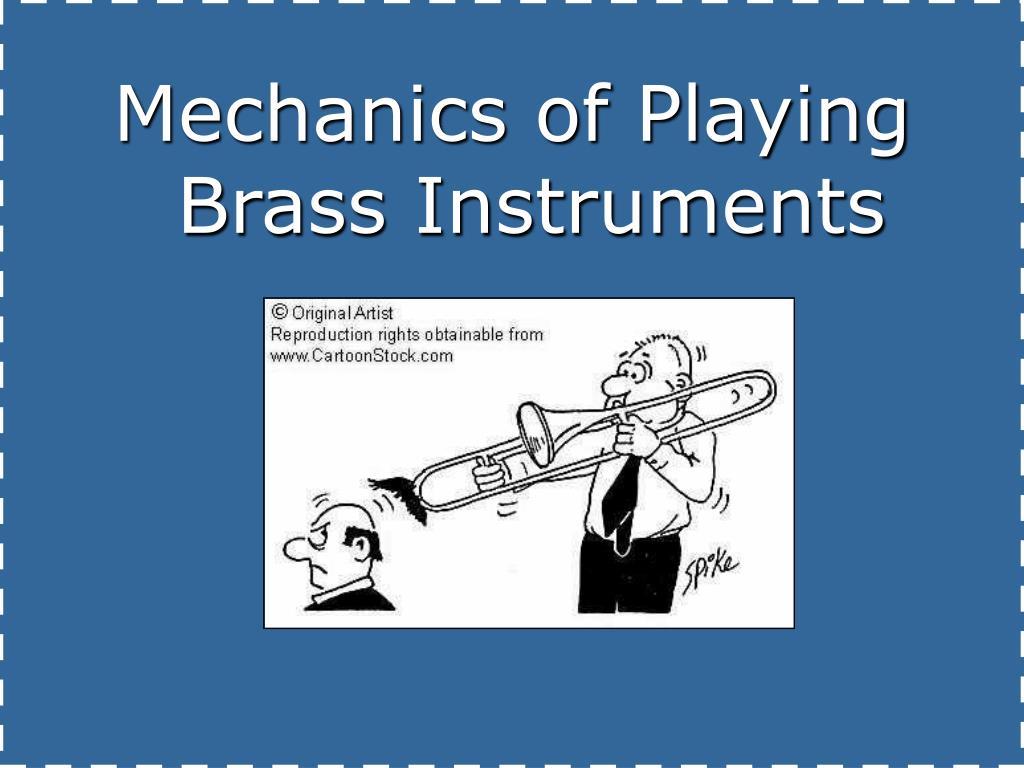 Mechanics of Playing
