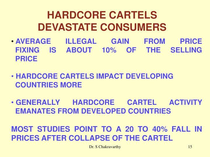 HARDCORE CARTELS