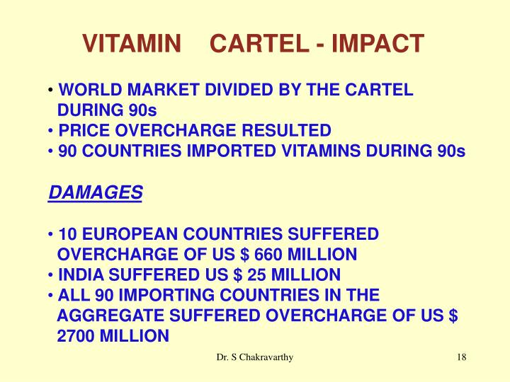 VITAMIN    CARTEL - IMPACT
