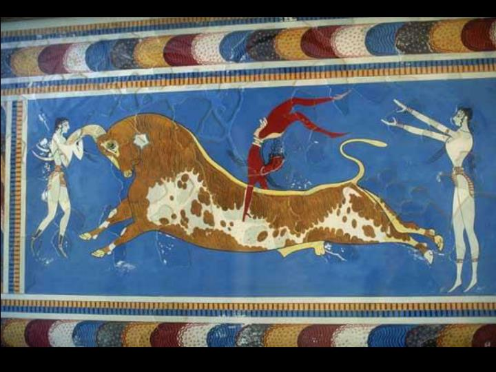 The richest source of information about the minoan way of life