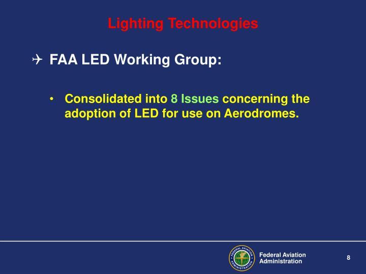 Lighting Technologies