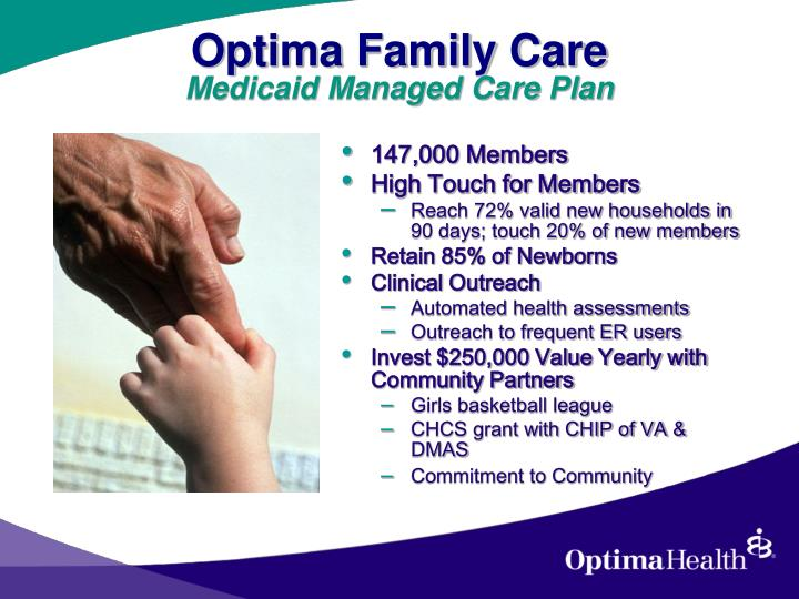 Optima Family Care