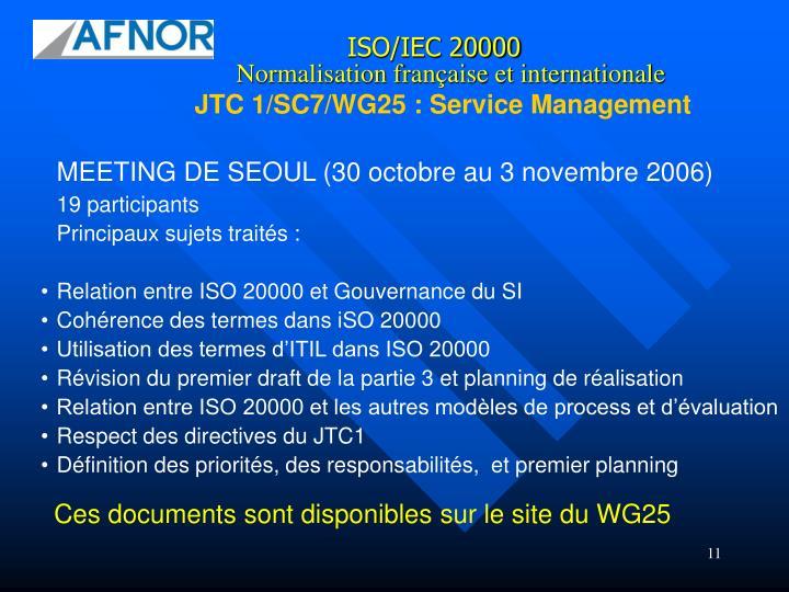 ISO/IEC 20000