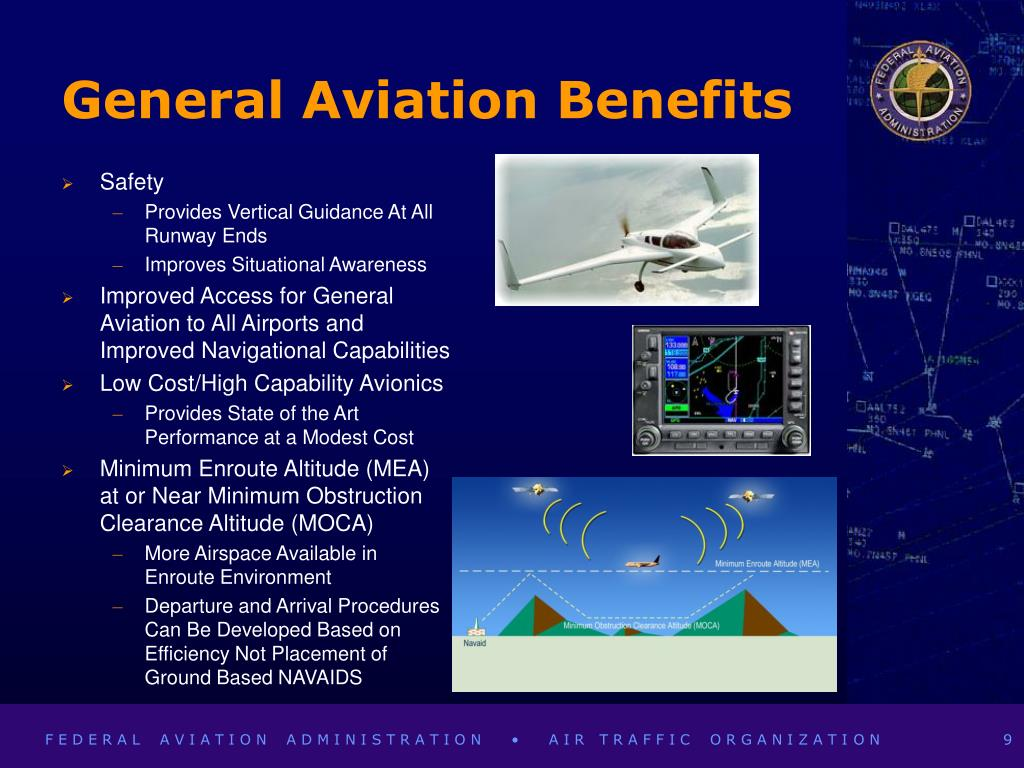 General Aviation Benefits