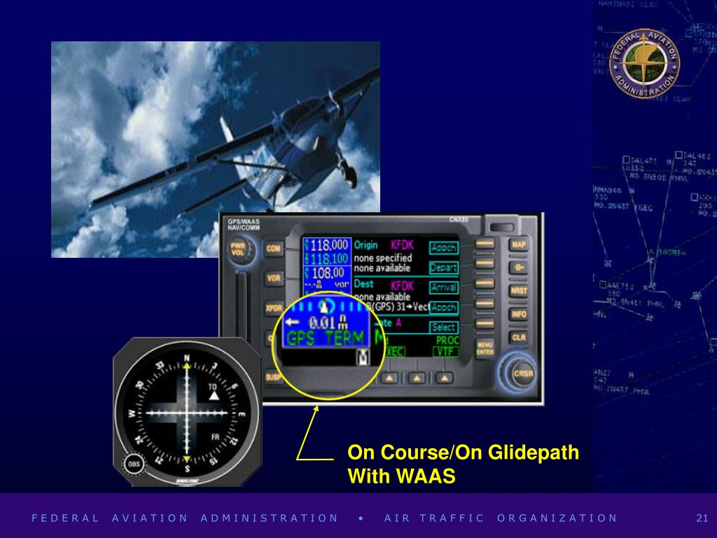 On Course/On Glidepath
