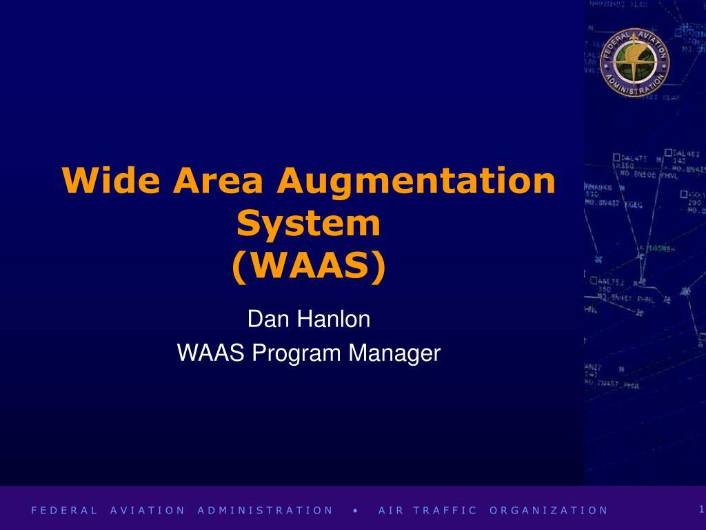 Wide Area Augmentation System